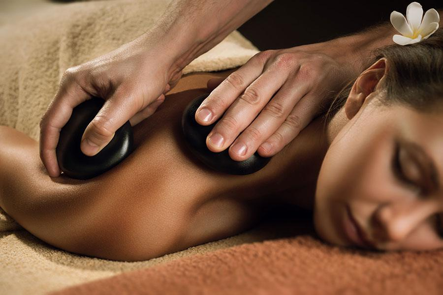 Hot Stone Massage Ct